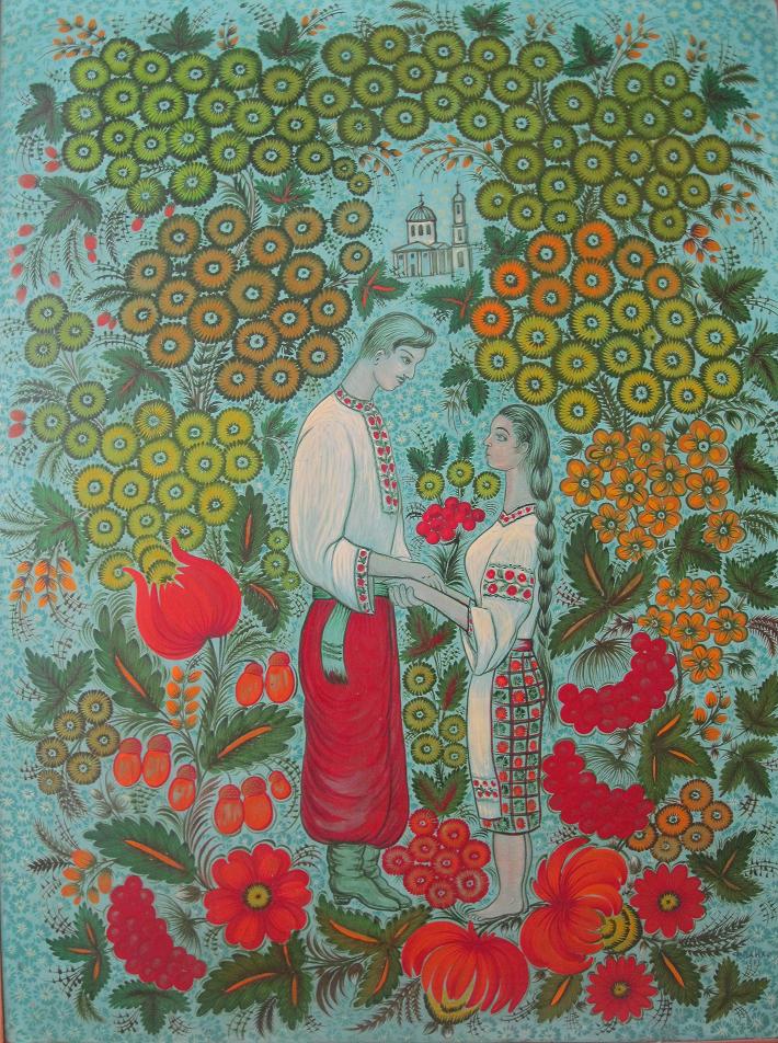 Петриківська_вишня_2