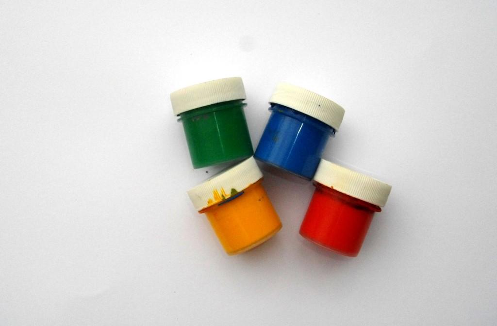petrykivka colors