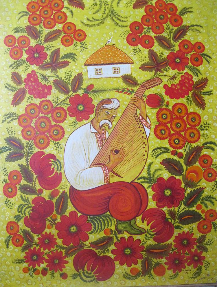 Петриківська_вишня_1